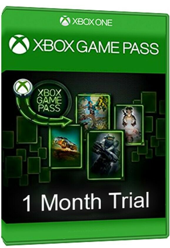 Xbox Game Pass 1 Month (XBOX ONE/WIN10) Region-Free 2019