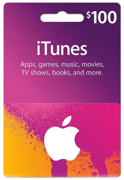 iTunes Gift Card (USA) 100$ Super Discounts
