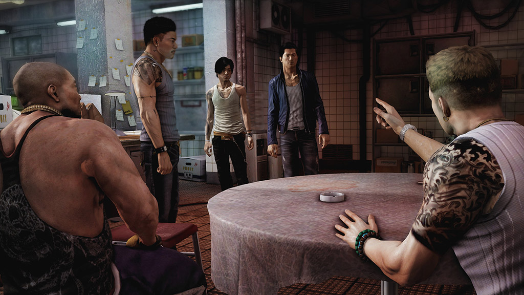 Sleeping Dogs: Definitive Edition |Steam Gift|RU+CIS