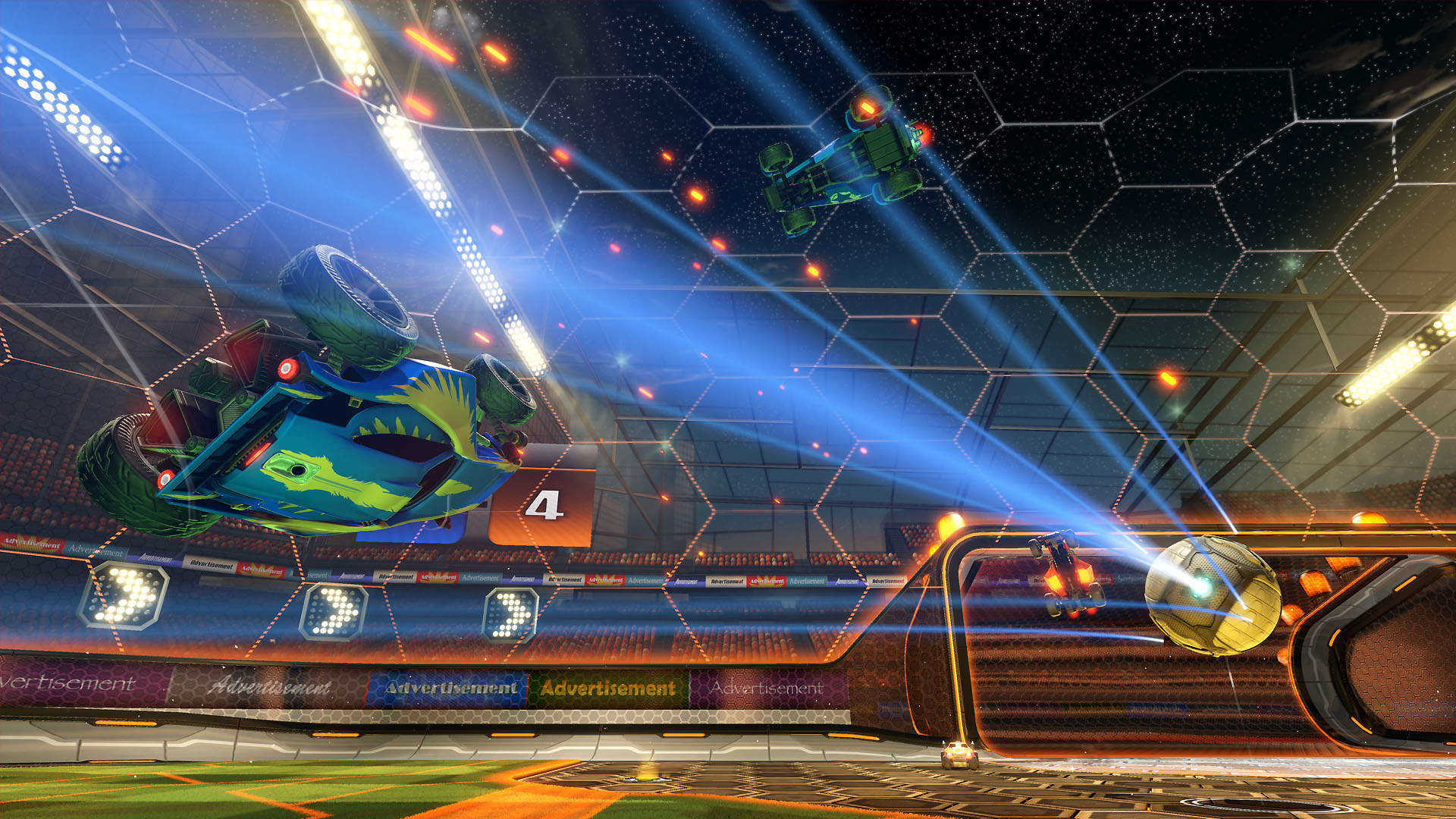 Rocket League |Steam Gift| RUSSIA