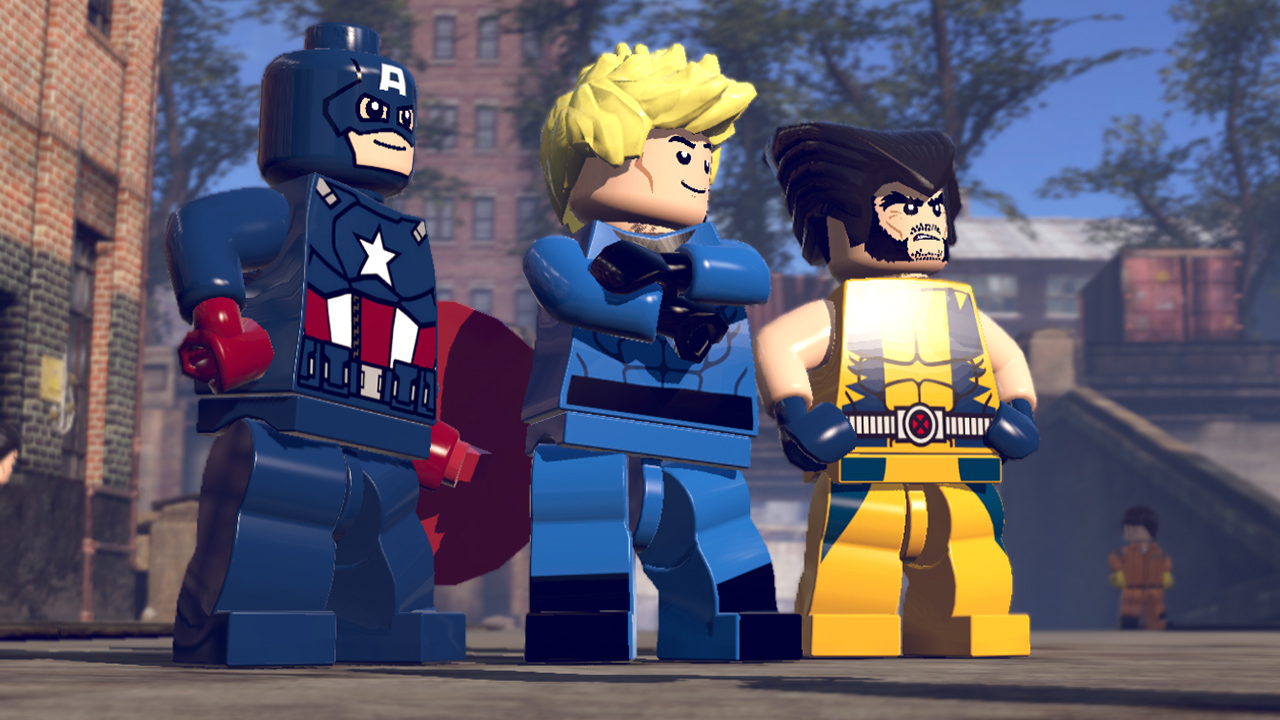 LEGO Marvel Super Heroes |Steam Gift|RU+CIS
