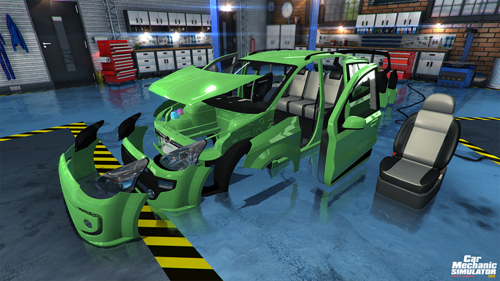 Car Mechanic Simulator 2015 |Steam|RU+CIS