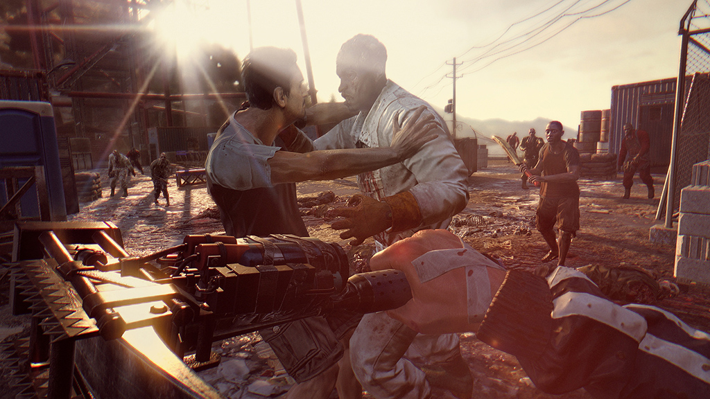 Dying Light:The Following-Enhanced |Steam Gift| RUSSIA