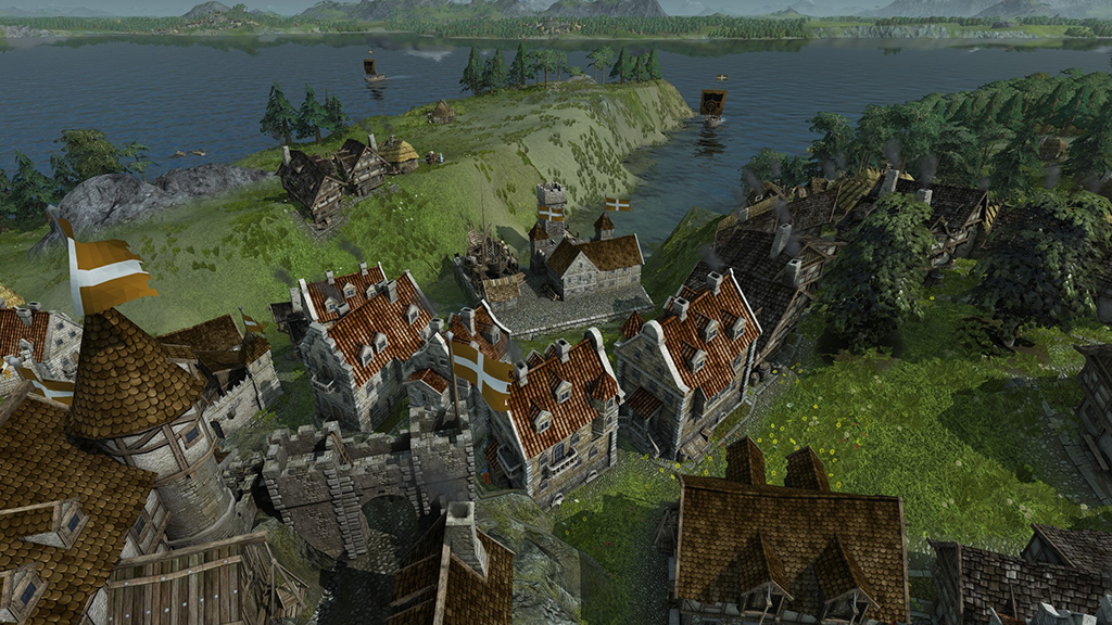 Grand Ages: Medieval + Бонусы предзаказа |Gift|RU+CIS
