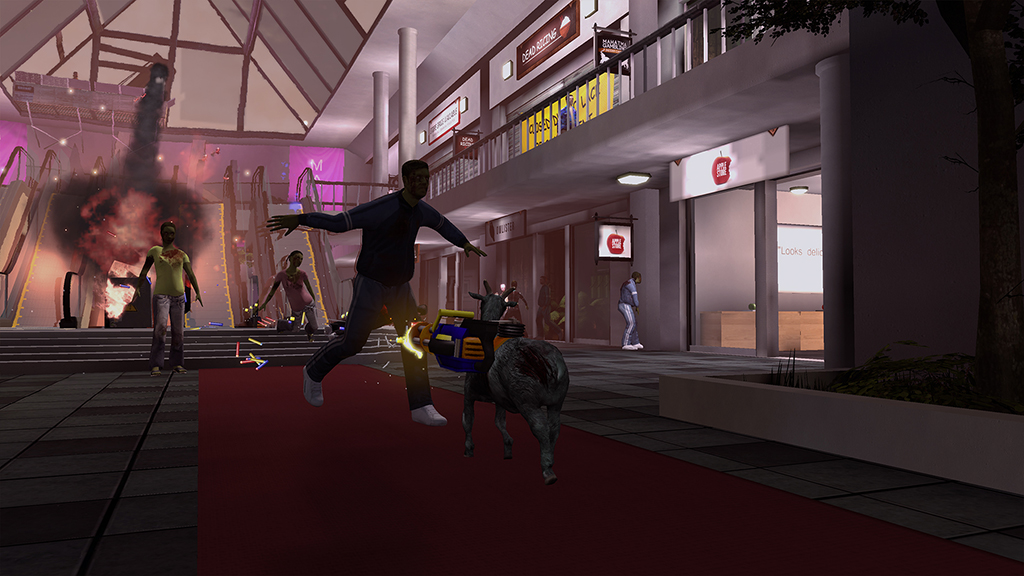 Goat Simulator: GoatZ DLC|Steam Gift|RU+CIS