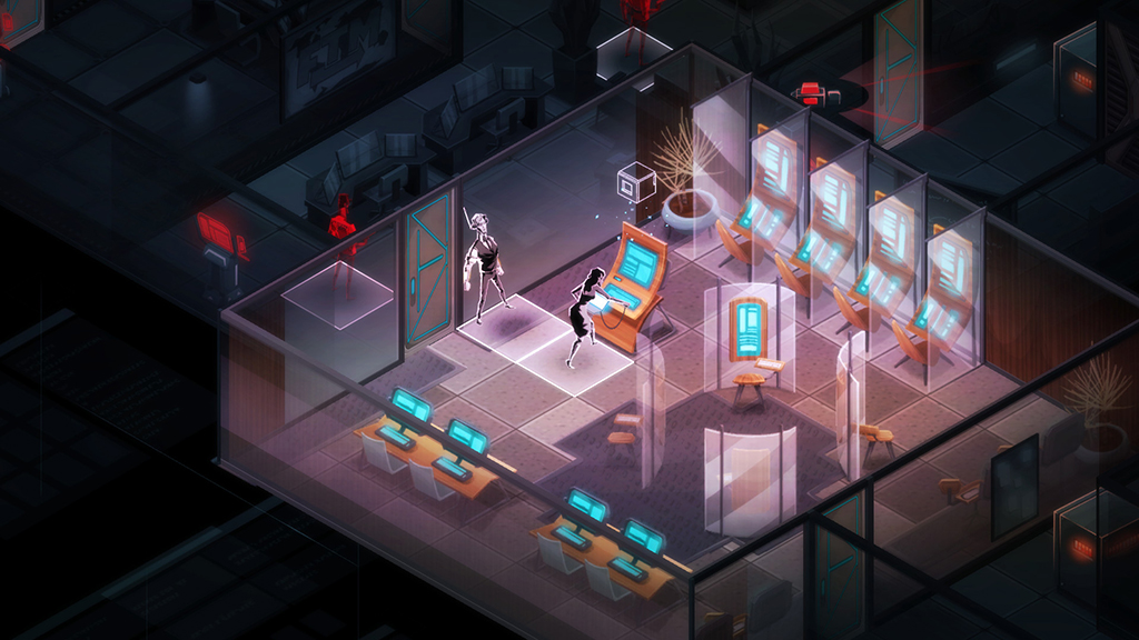 Invisible, Inc. |Steam Gift|RU+CIS