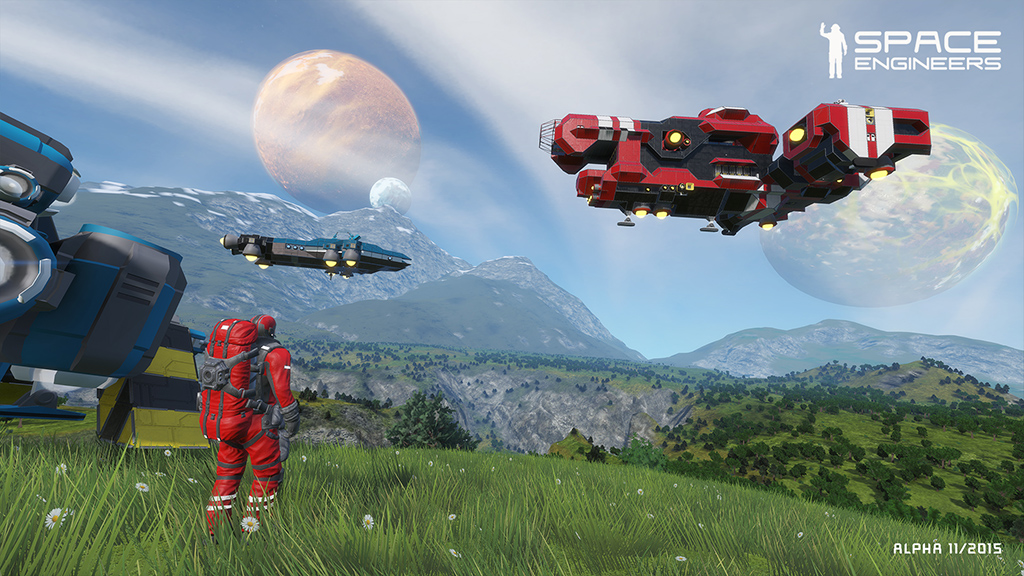 Space Engineers |Steam Gift| RUSSIA