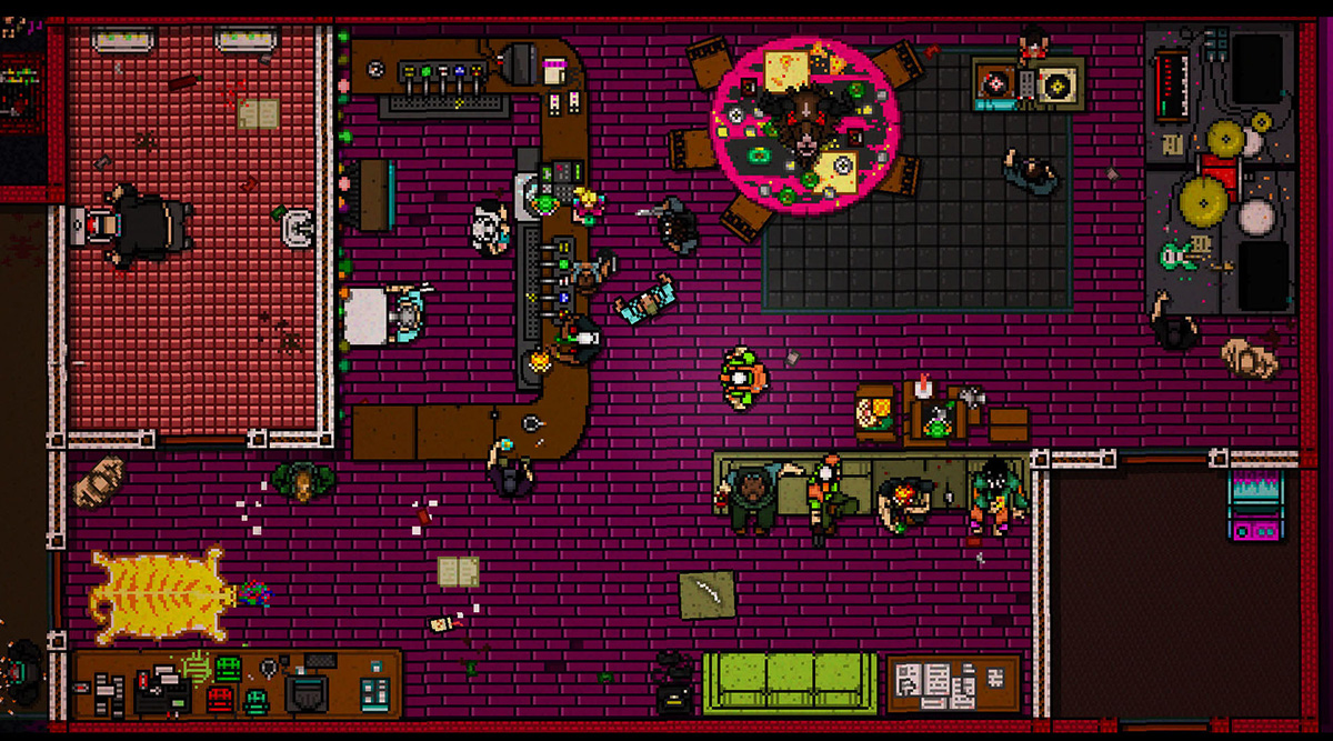 Hotline Miami 2:Wrong Number |Steam Gift| РОССИЯ