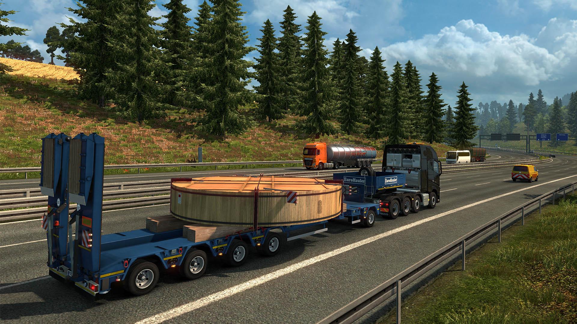 buy euro truck simulator 2 special transport dlc. Black Bedroom Furniture Sets. Home Design Ideas