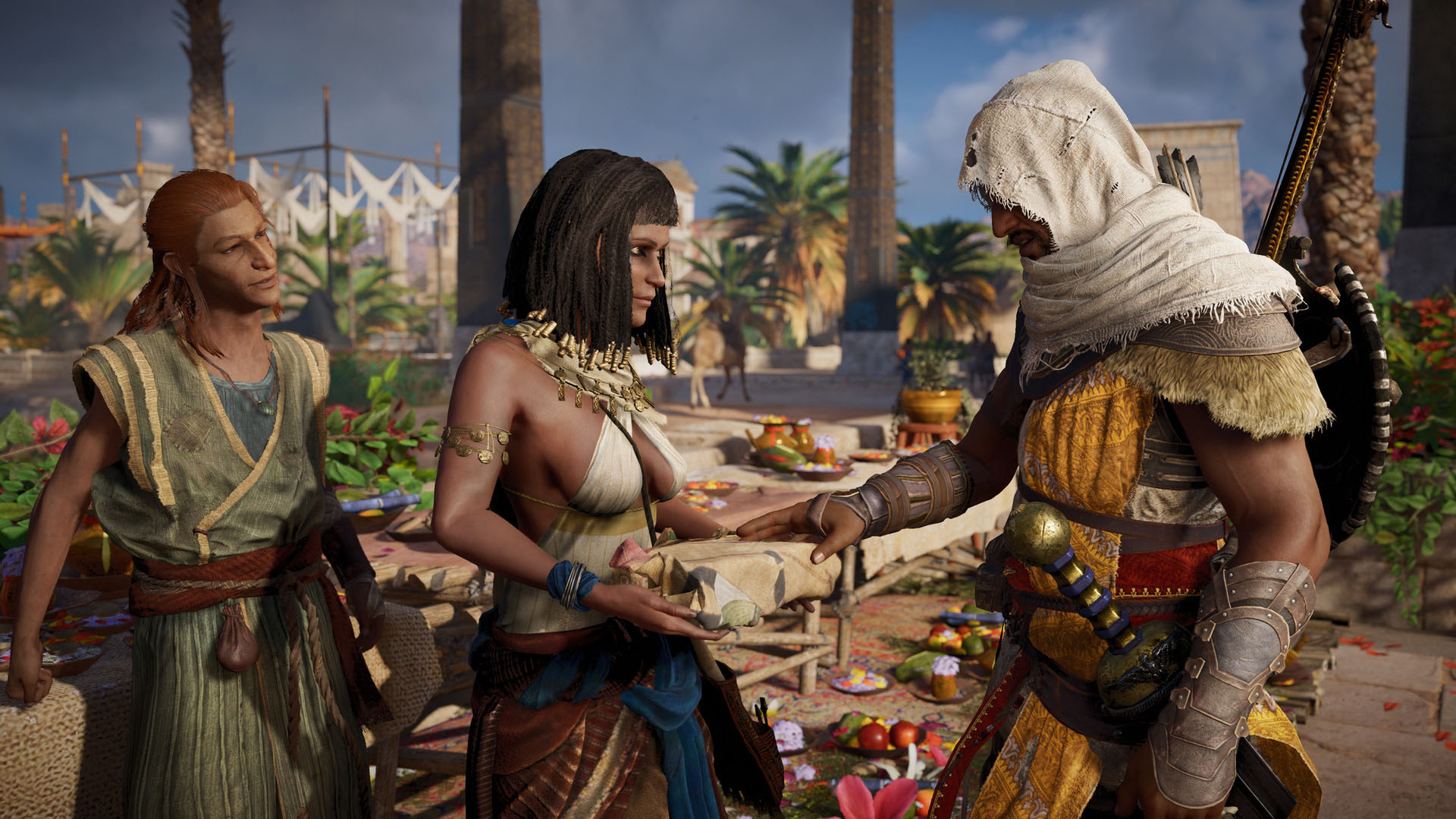 Assassin´s Creed Origins - The Curse Of The Pharaohs