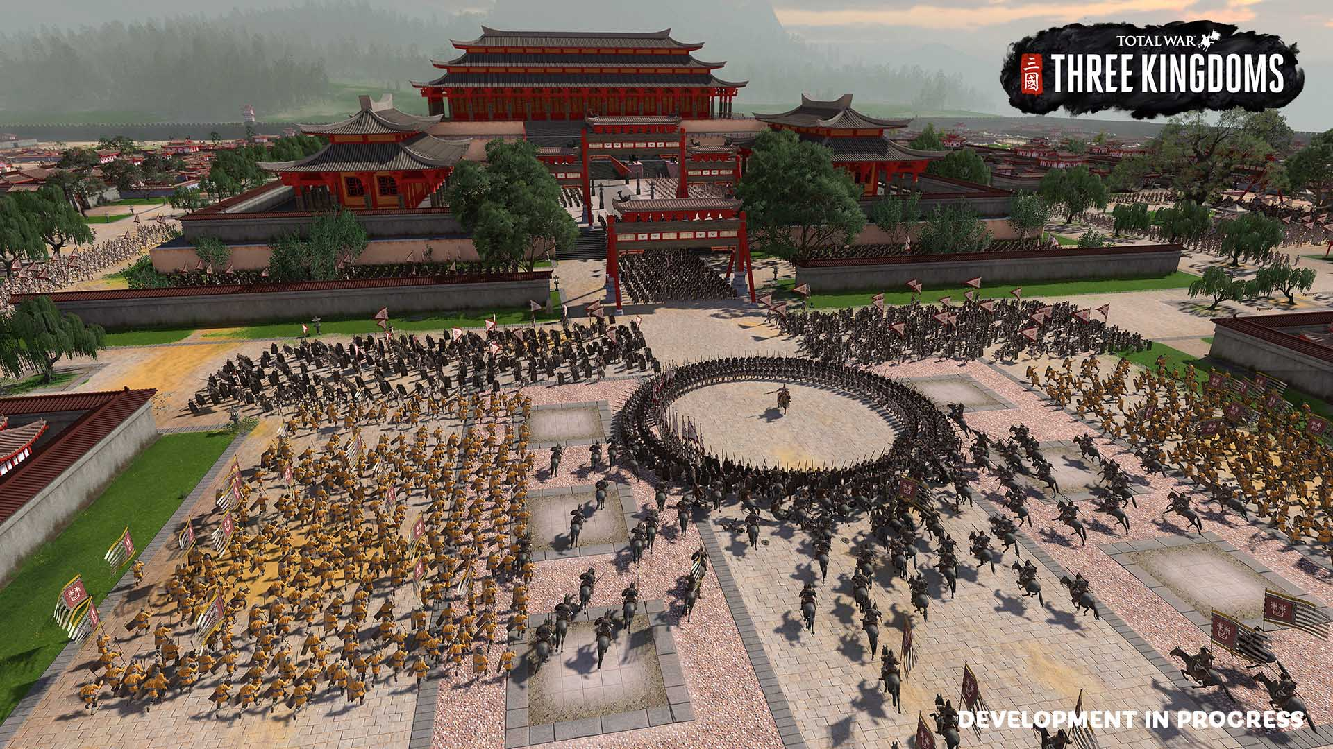 Total War: THREE KINGDOMS |Steam Gift| RUSSIA