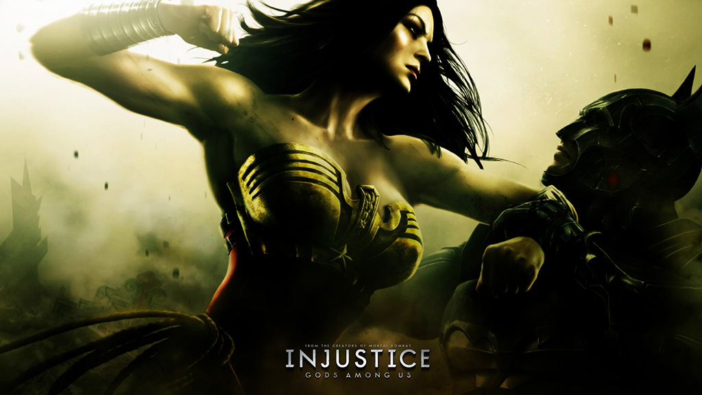 Injustice: Gods Among Us Ultimate Edition |Gift|RU+CIS