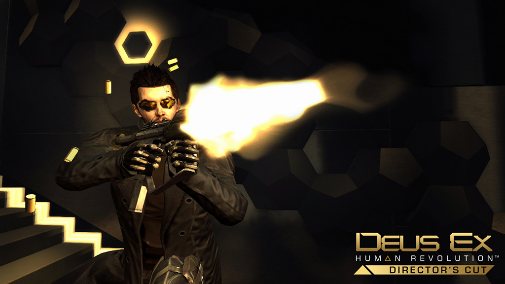 Deus Ex Human Revolution - Director´s Cut |Gift|RU+CIS