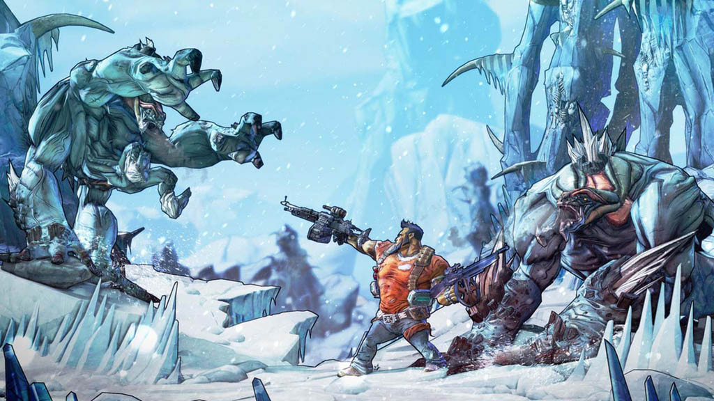 Borderlands 2: Game of the Year |Gift| RUSSIA + BONUS