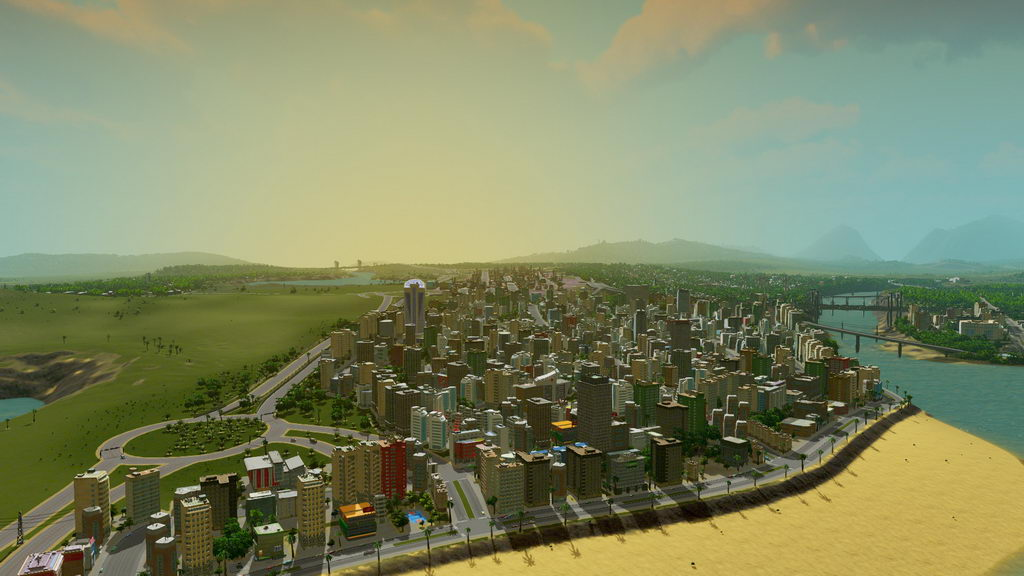 Cities: Skylines |Steam Gift| RUSSIA