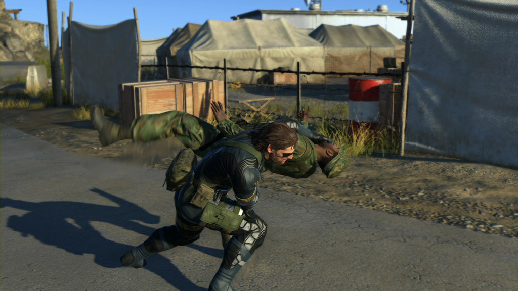 METAL GEAR SOLID V 5 GROUND ZEROES |Steam Gift|RU+CIS