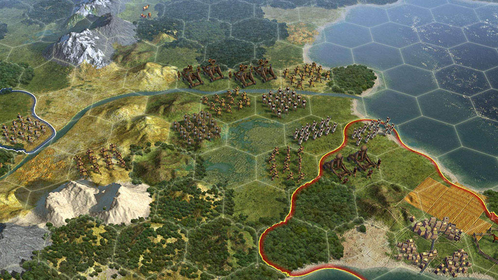 Sid Meier´s Civilization V 5 |Steam Gift| RUSSIA