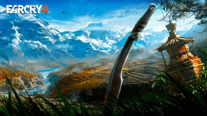 Far Cry 4 Standart Edition (UPLAY KEY GLOBAL)