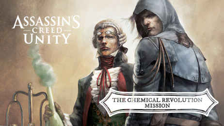 Assassin´s Creed Unity - Chemical Revolution DLC UPLAY