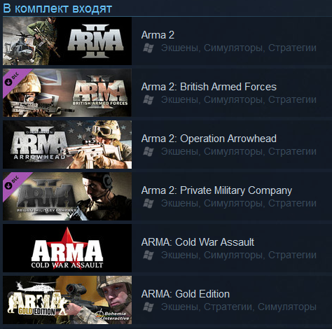 Arma X: Anniversary Edition (Region free | Steam Gift)