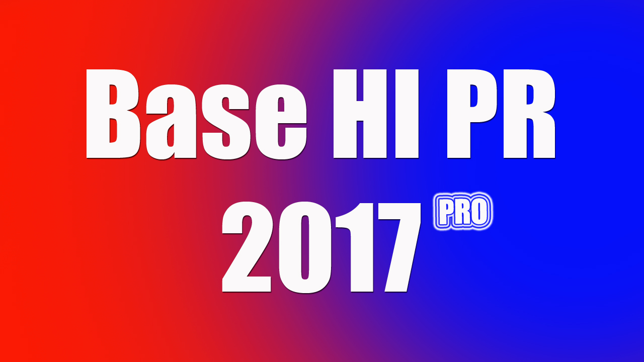Base HI PR 2017 - Base of Trust sites to reveal white