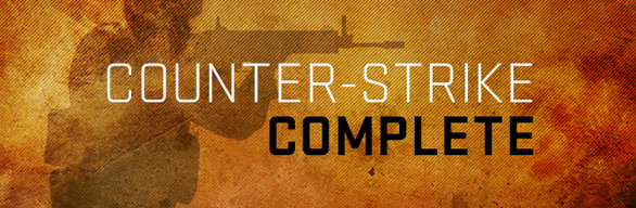 CS:GO + CS:S + CS 1.6 + CS:CZ) Counter-Strike Complete
