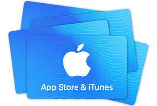 Gift Card App Store & iTunes (Russia) от 500-30000 rub