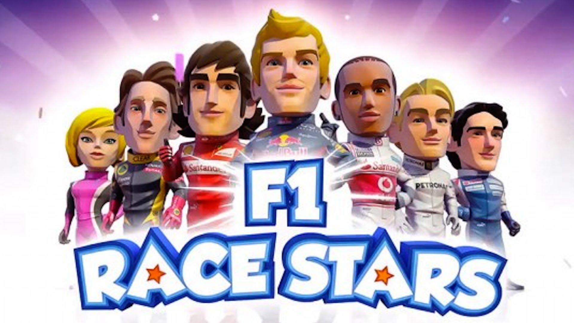 F1 Race Stars [Steam\RegionFree\Key]