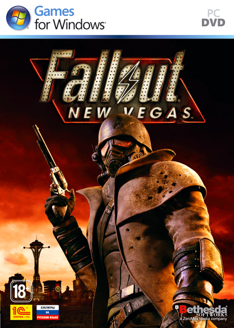 Fallout: New Vegas (Steam Key, RU+CIS)