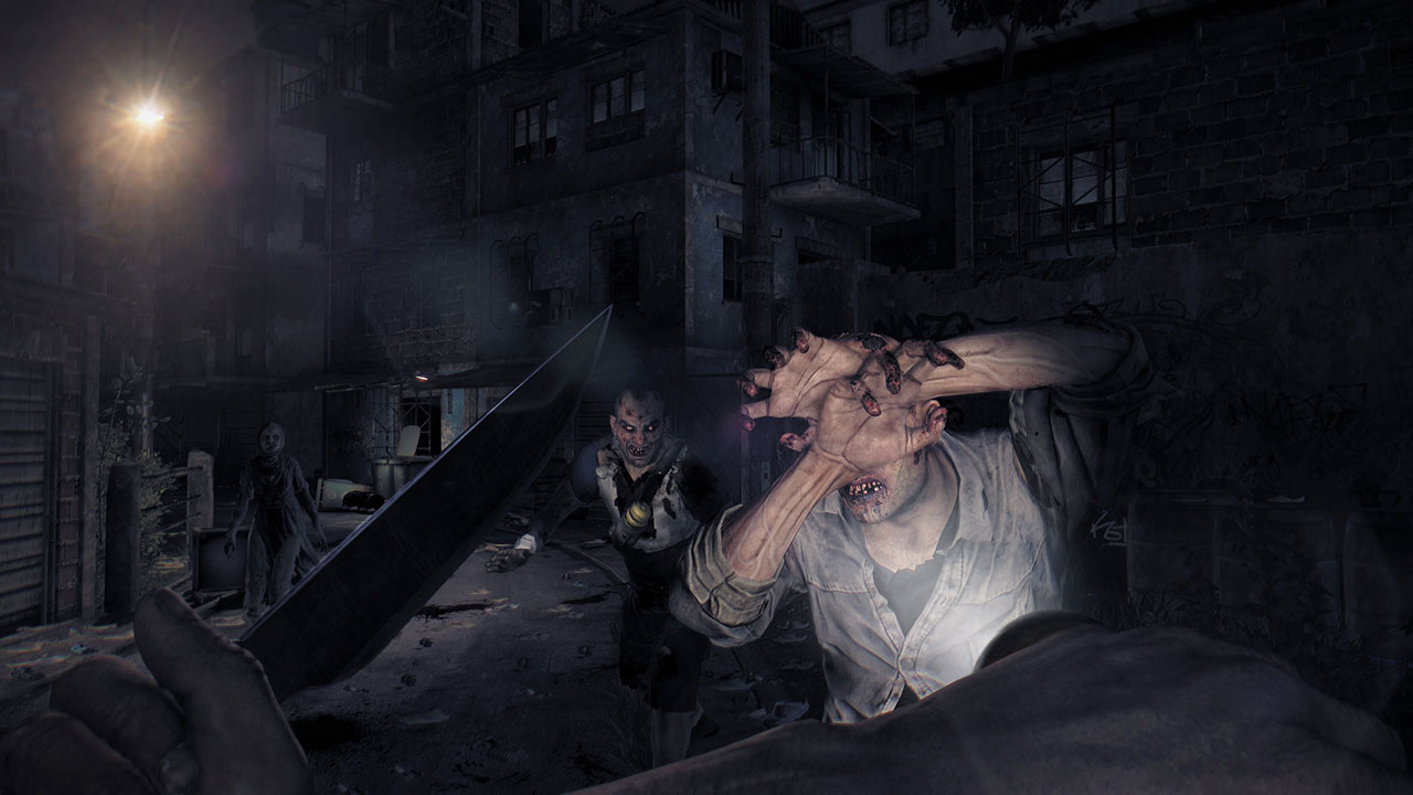 Dying Light + DLC Be The Zombie (Ключ Steam / RU CIS)