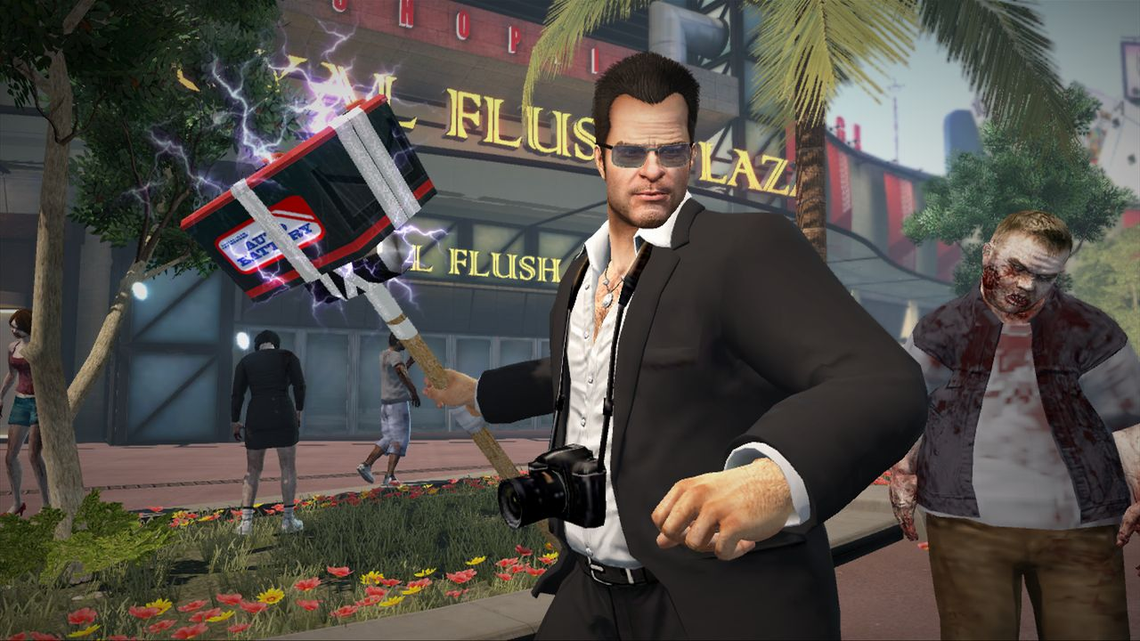 DEAD RISING 2: OFF THE RECORD - Key Steam/Reg Free