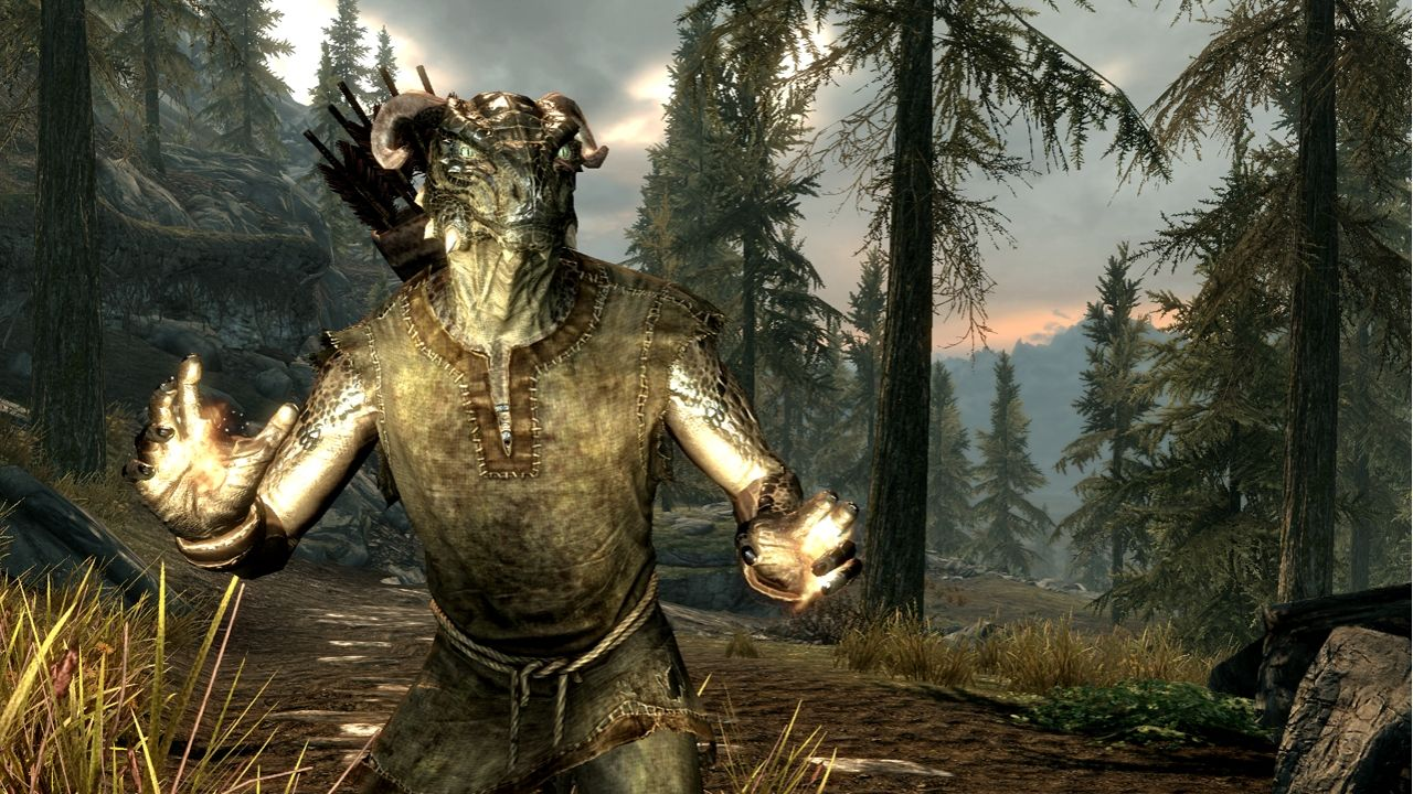 The Elder Scrolls V: Skyrim (Steam Key / RU+CIS)
