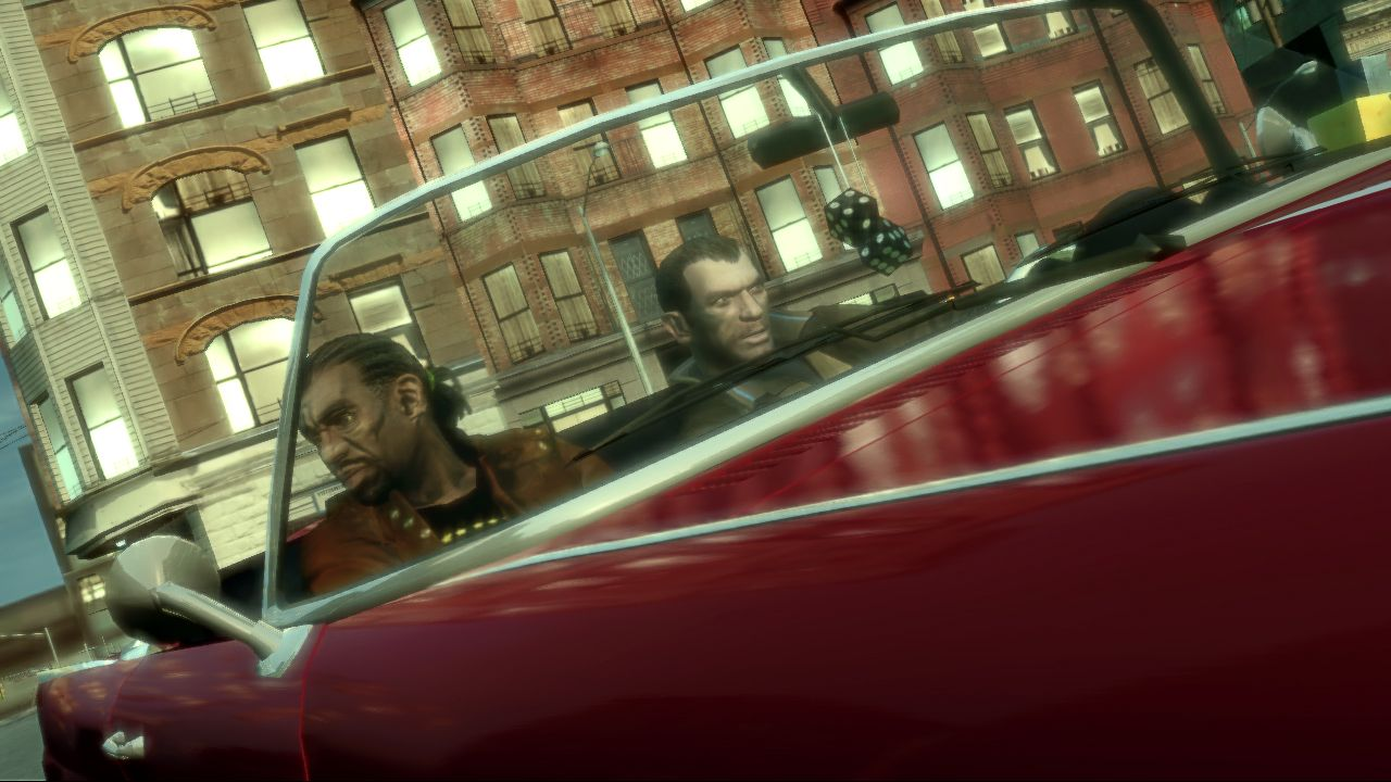 Grand Theft Auto IV: The Complete Edition (Key - RGSC)