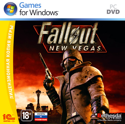 Fallout: New Vegas (Steam, RU+CIS)