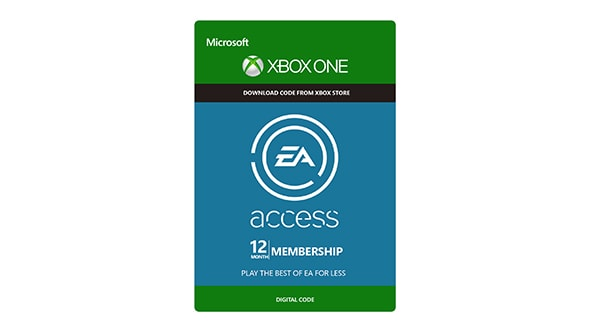 EA Access 12 Month Subscription Global