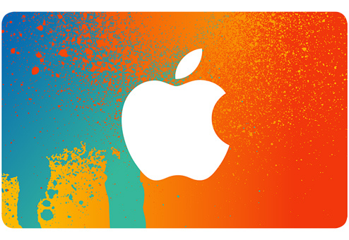 iTunes Gift Card Russia 1000 RUB