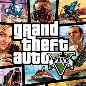 GTA V (Grand Theft Auto V) + Online mode + warranty