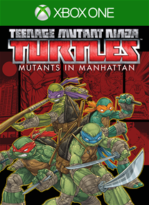 Teenage Mutant Ninja Turtles™ 2016 / XBOX ONE