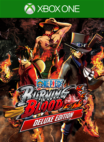 ONE PIECE BURNING BLOOD - Gold Edition / XBOX ONE