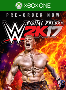 WWE 2K17 Digital Deluxe / XBOX ONE