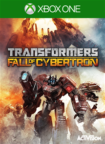 TRANSFORMERS: Fall of Cybertron / XBOX ONE