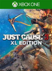 Just Cause 3 XL Edition / XBOX ONE