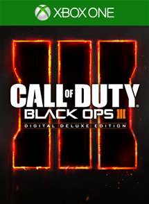 Call of Duty®: Black Ops 3 Digital Deluxe Ed./ XBOX ONE