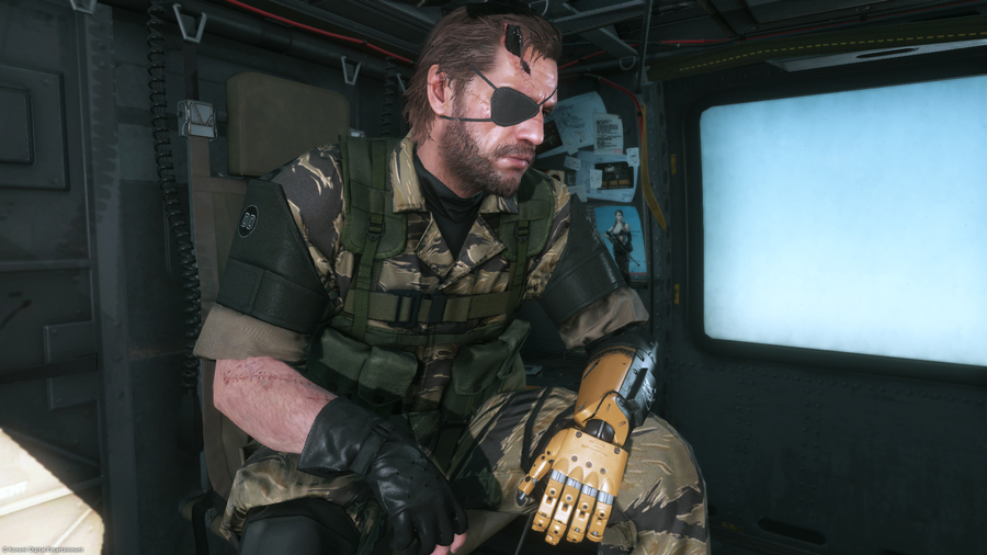 METAL GEAR SOLID V: THE PHANTOM PAIN (REGFREE\MULTILAN)