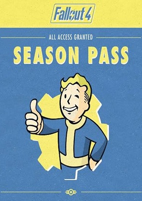 FALLOUT 4 SEASON PASS (REGION FREE / MULTILANGUAGE) key