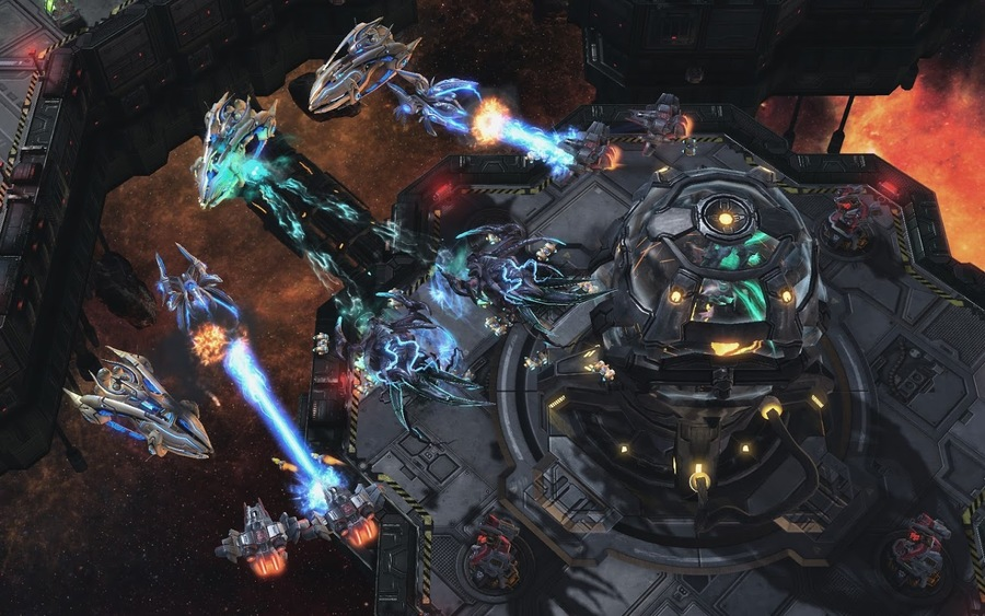 STARCRAFT 2 LEGACY OF THE VOID (EU / SCAN)
