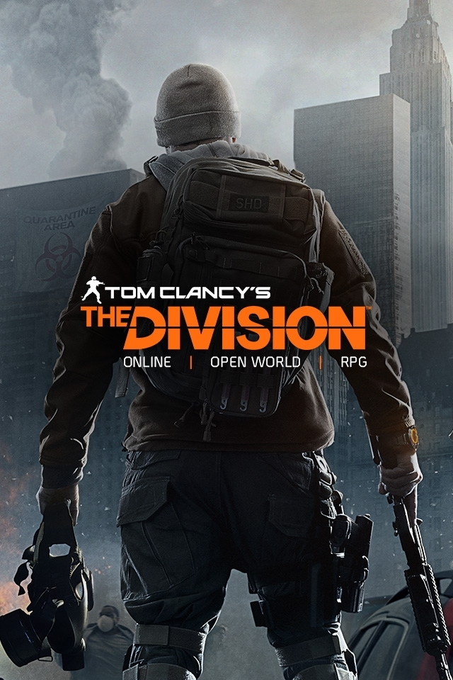 TOM CLANCY´S THE DIVISION (REGFREE/MULTILANG) UPLAY
