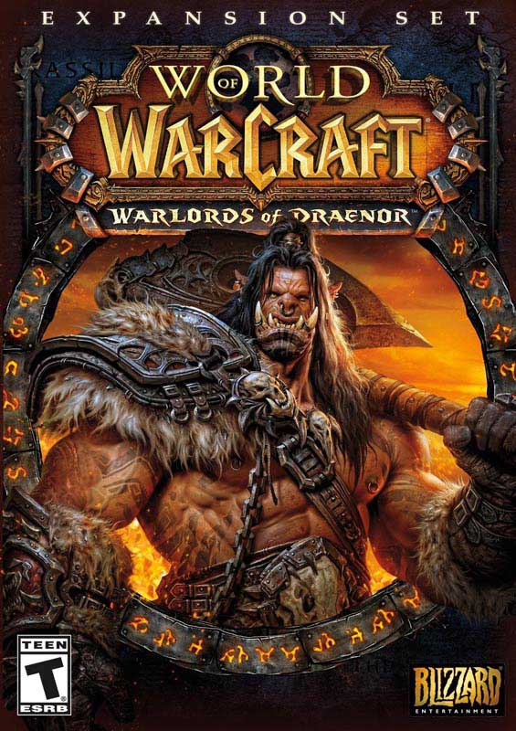 WORLD OF WARCRAFT: WARLORDS OF DRAENOR (EU / SCAN)