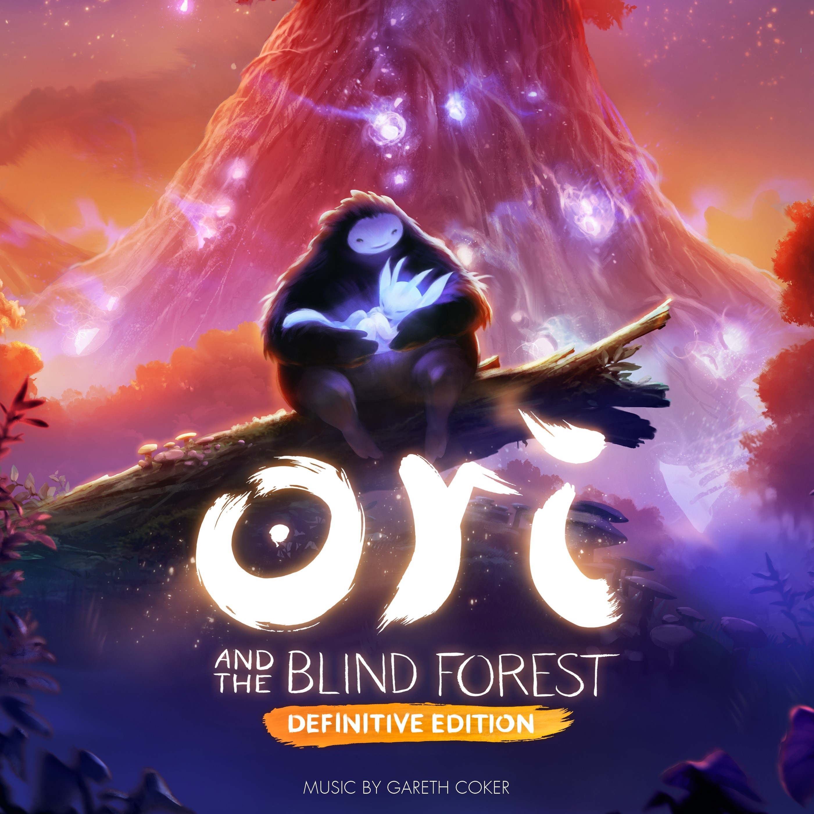 Ori and the Blind Forest: Definitive Edition Gift CIS
