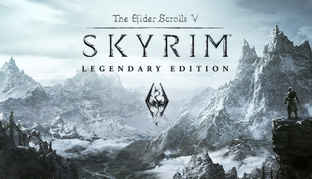 The Elder Scrolls V: Skyrim Legendary Edition Key ROW